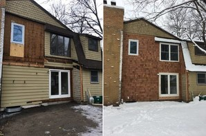 Before & After Siding Repair in Minneapolis, MN (1)