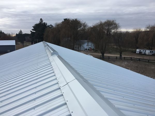 We Do Barns TOO!!! Barn Roof Installation in Minneapolis, MN (3)